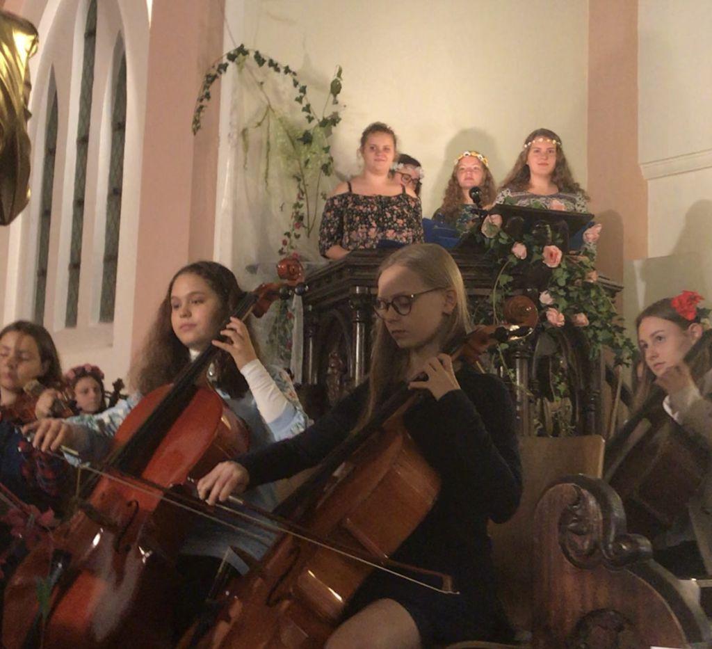 """""""Ein Sommernachtstraum"""" mit Musik von Mendelssohn bis Elton John"""