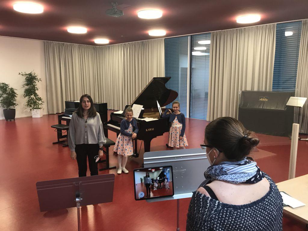 "Duo KLAPAUMI - 1. Preis bei ""Prima la musica"""